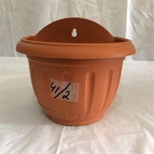 SMALL WALL POT  4 POT DEAL