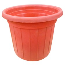 "PLASTIC POT 9.25"" inches-  6 POT DEAL"