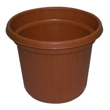 "PLASTIC POT 8"" inches"