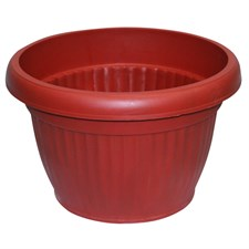 "PLASTIC POT- 7.50""inches"