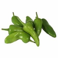 Green chili  Open Pollinated Seeds 10 grams