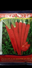 Carrot Red Core 500 grams