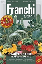 Franchi  Cacti Mixed  Seeds
