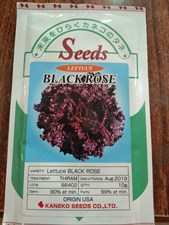 Red Lettuce 10 gm  New Red Fire
