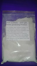 Iron Sulfate   250 gm