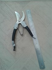 MULTI-FUNCTION PRUNER  SILVER