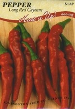 Pepper - Cayenne Long Red