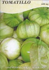 Livingston Seed Co. Tomatillo